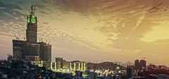Al-Masjid Al-Haram (King |  ) Tags: panorama king 2nd         my  k2i4n6g8