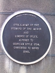 Photo of Black plaque number 6270