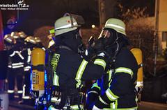 Wohnungsbrand Rüdesheim 25.02.11