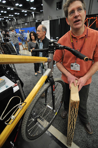 Sylvan wood lugged bike-4