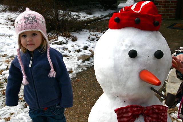 2011 snowman