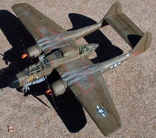 Hunting After Dark, 2011-2012 Night Fighter Group Build