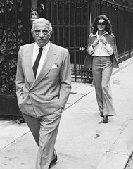 Athens 1972 Aristotle and Jackie Onassis (Fotogreca Press Archive..... Greece in the 1960's) Tags: lady vintage hellas first grace jfk greece villa quinn anthony kelly camelot junta 60 giorgos athina zorba glyfada papadopoulos athinai     1960s       papandreou                 pattakos    pallia             diktatoria
