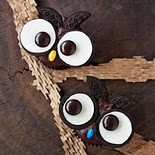 7Owl Cupcakes