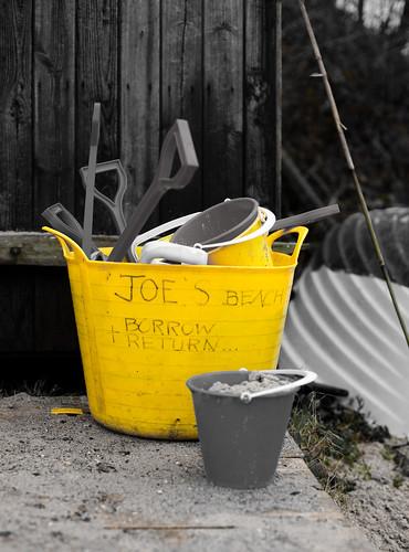 Joe's Beach Bucket