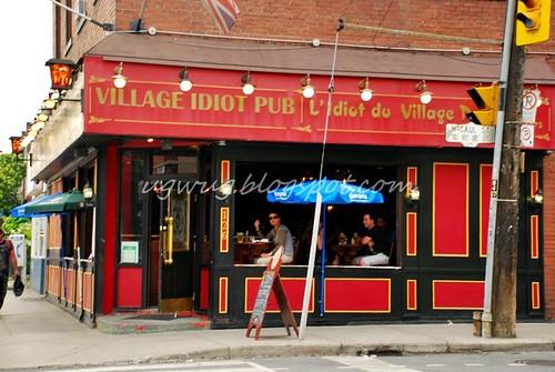 Village Idiot Pub!