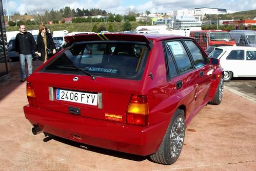 lancia delta hf integrale evoluzione. 1994 Lancia Delta HF Integrale
