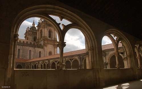 Alcobaça Monastery's architecture is original