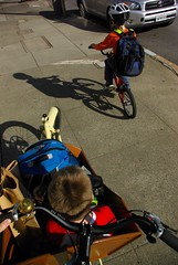 After School (Adrienne Johnson SF) Tags: kids panda declan bikebyshooting metrofiets changeyourliferideabike