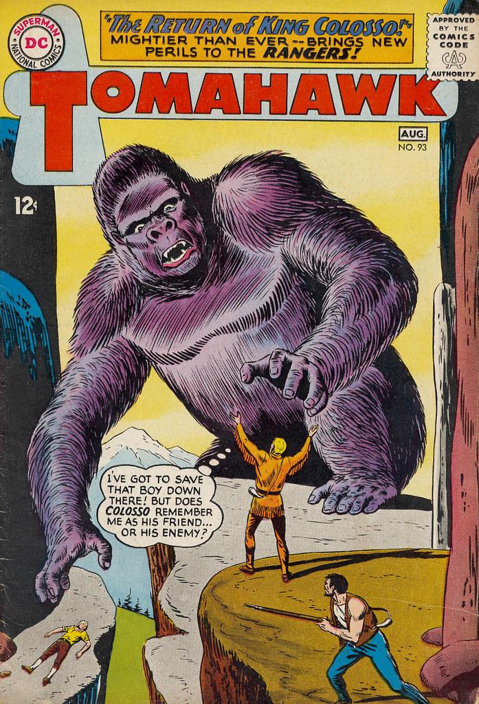 Tomahawk #93 (DC, 1964)