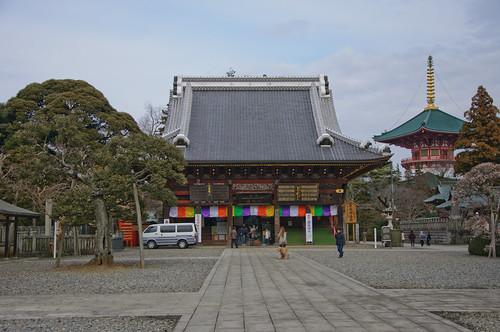 Komyodo hall