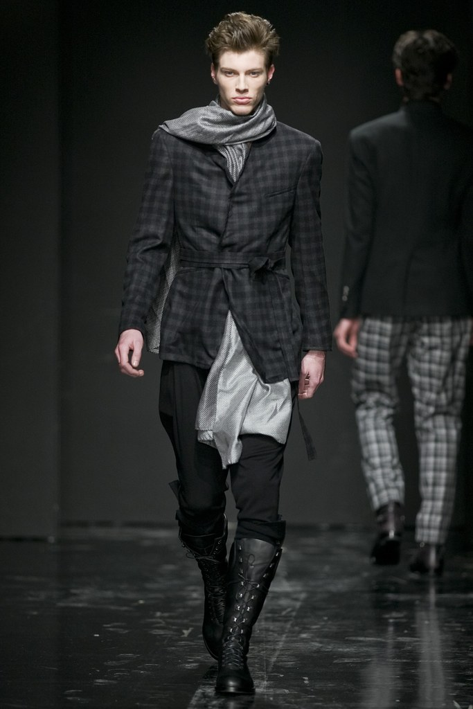Petr Rehka3026_FW11_Paris_Franck Boclet(Simply Male Models)