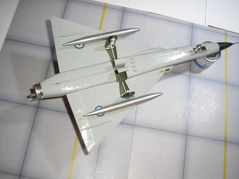 Les deltas Hellènes [ Convair F-106 Delta Dart Hasegawa 1/72 ] 5498176056_785d3ca0fc_o