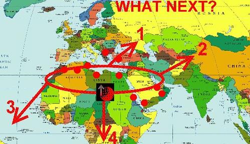 Revolutiile arabe
