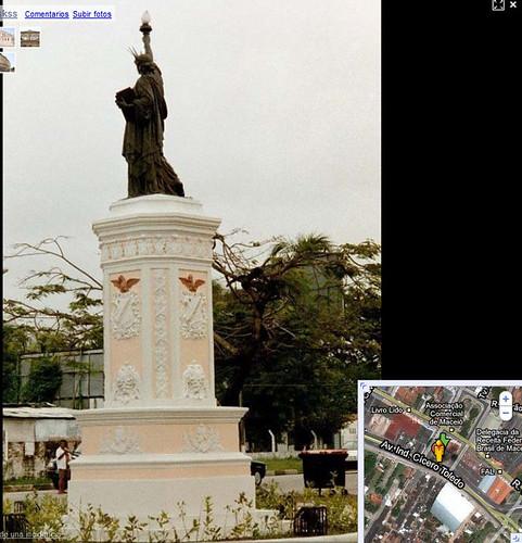 estatua brasil