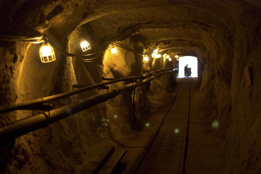Day 124/365: Black Diamond mines