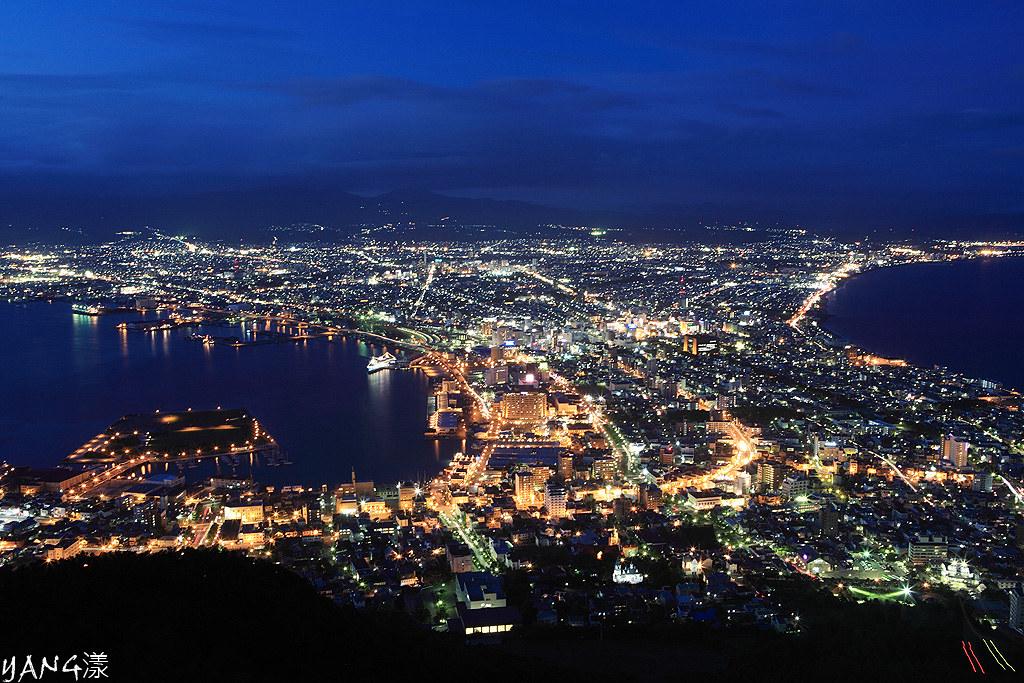 日本の夜景