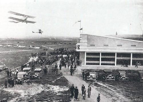 30 de abril de 1931.Inauguración del Aeropuerto de Barajas