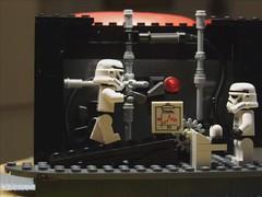 treadmill run (jamerco) Tags: star lego stormtrooper wars
