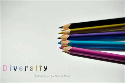 Diversity, From FlickrPhotos
