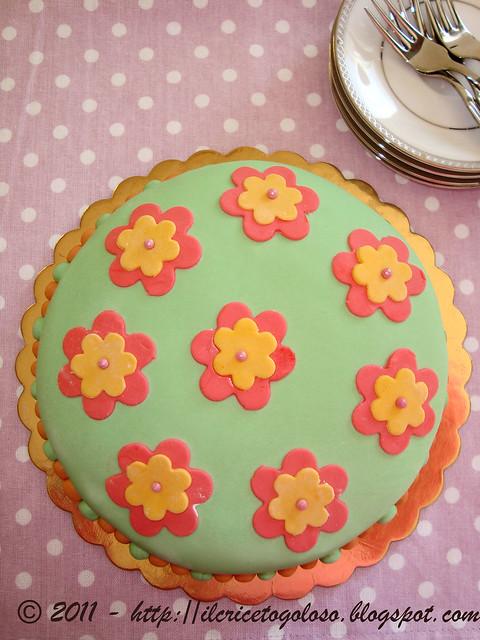 Torta fiorita (2)