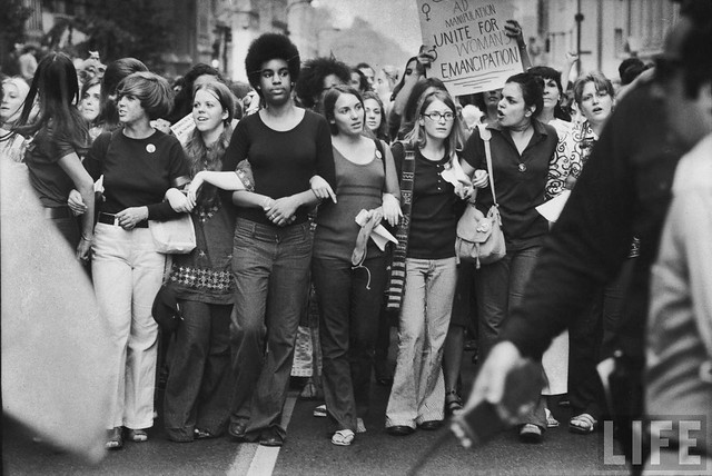 women rights 1970 ny