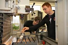Ausbildung: Erfolgreiches Projekt zur Berufsorientierung - Mit InnoJOB den richtigen Beruf finden.