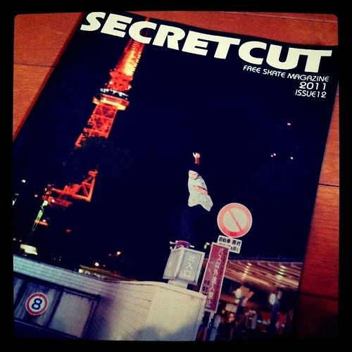 SECRETCUT issue12