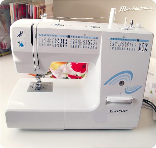 maszyna do szycia Lidl, Silver Crest 8750 sewing machine, FAQ, instrukcja, pytania, recenzje, opinie