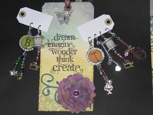Ink Stains Altered Charm Swap 02-11 004