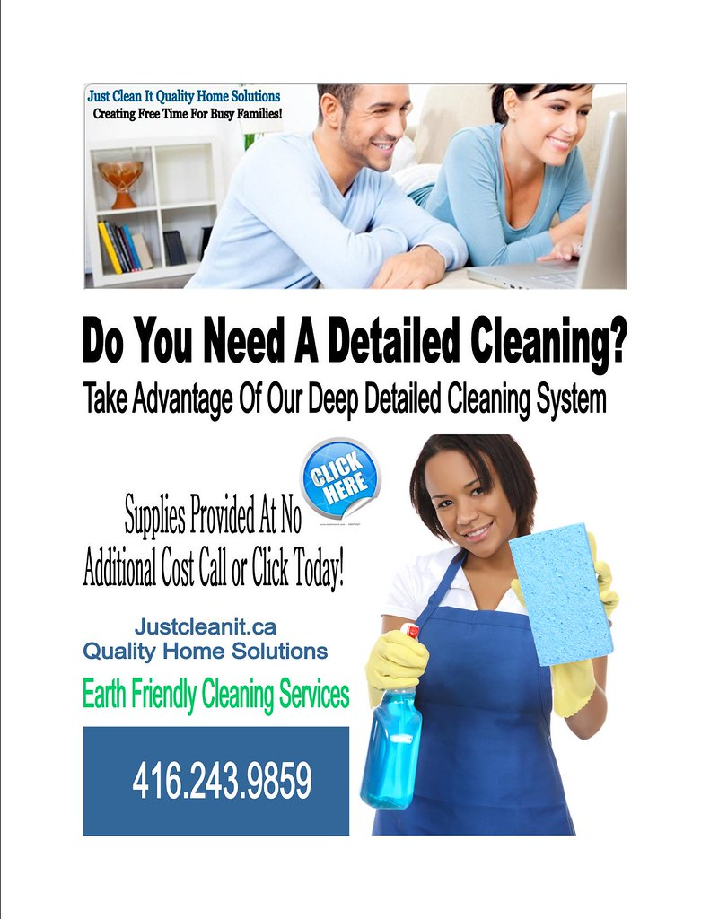 Cleaning Services Toronto, Maid Services Toronto