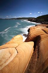 Bouddi Coast (< Nick Friend >) Tags: water coast sandstone rocks australia nsw centralcoast bouddinationalpark