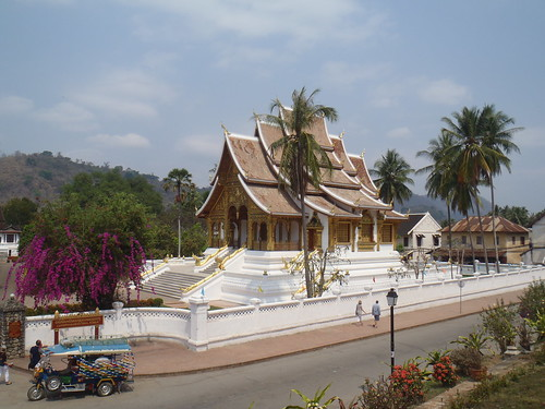 The Fierce Temples of Luang Prabang