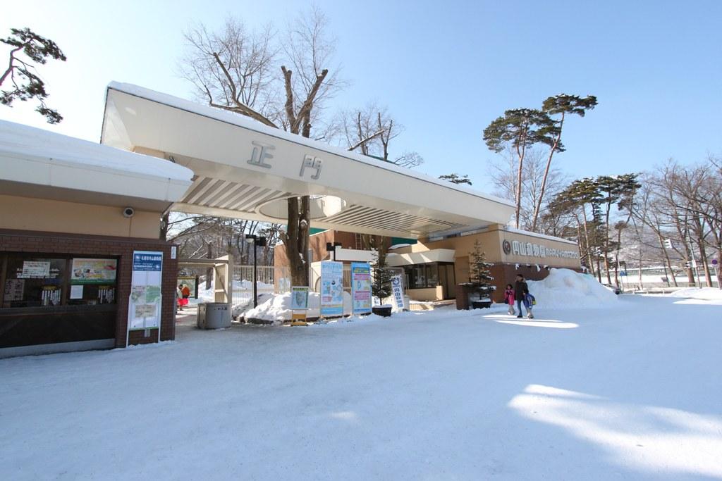 Sapporo Maruyama Zoo (2)