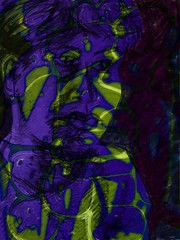 Suzala 2011.03.09 (Julia L. Kay) Tags: sanfrancisco woman green art face mobile female digital sketch san francisco artist arte purple julia kunst kay daily dessin peinture portraiture 365 everyday inspire dibujo artista mda artiste iphone artstudio knstler iart isketch mobileart idraw ipodtouch iphoneart juliakay julialkay inspireapp artstudioapp iamda mobiledigitalart artstudioapponly