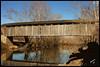 Switzer Cover Bridge (Jane Volk) Tags: ky historic coveredbridge firsthand thisisky