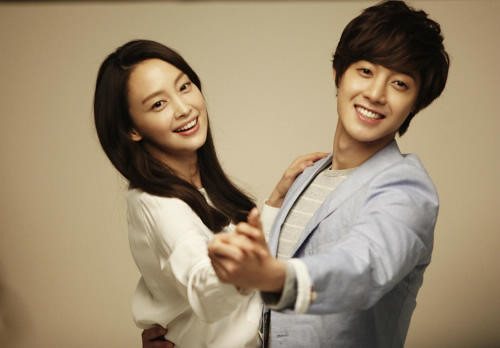 "Kim Hyun Joong and Lee Na Young ""The Superior Couple"""