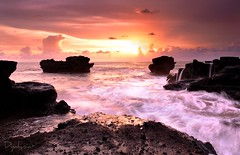 Here to stay   (Dyahniar Labenski) Tags: light sunset bali seascape nature nikon warm happyweekend publicbeach d90 crazylight cemagi heretostay niar 1024mm mengening filtergnd09 seefrommyeyes ikniroviolet dyahniar
