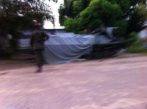 Ninja Tank Photo
