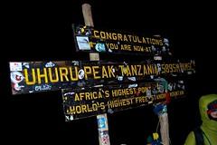 Uhuru Peak, Tanzania, 5895, amsl