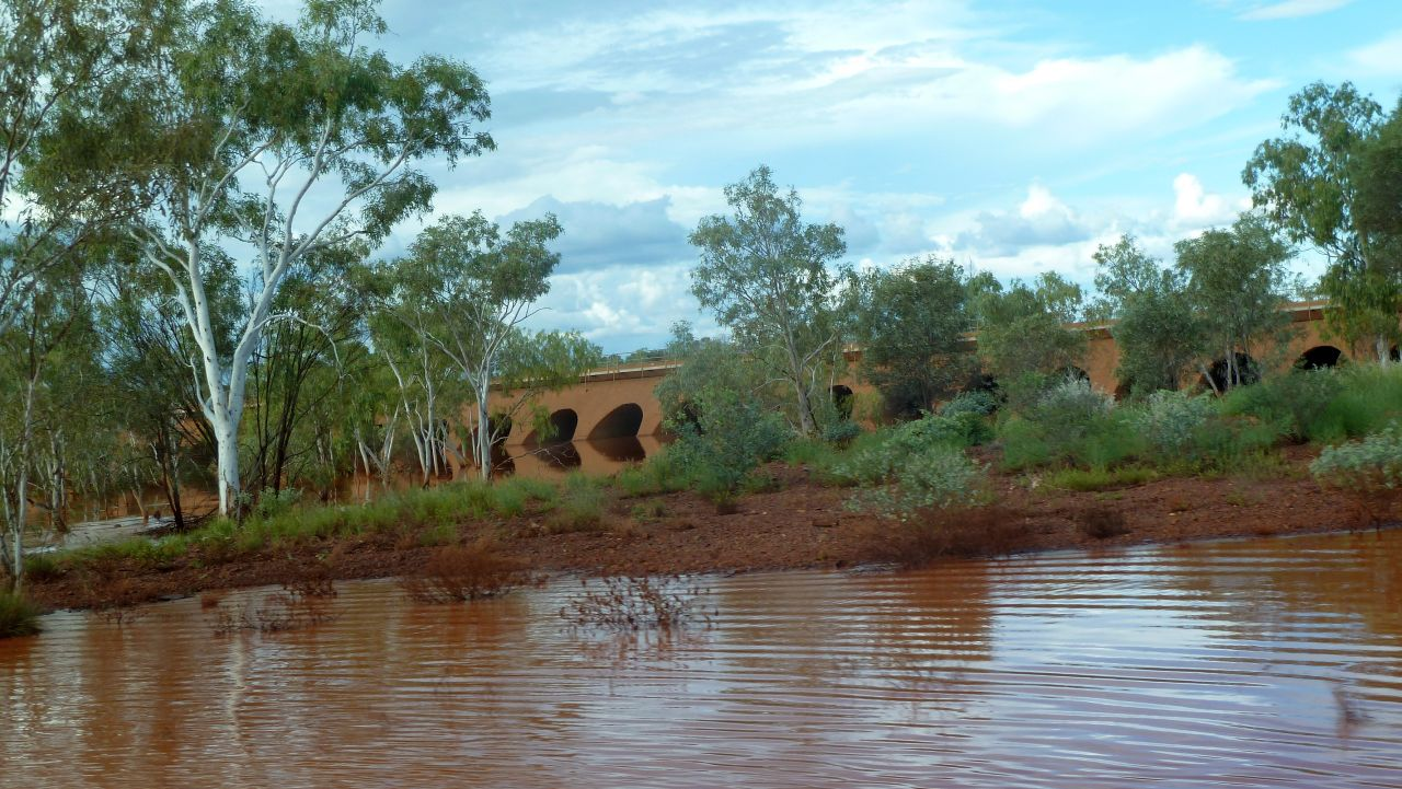 Fortescue River 02