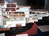 Model Of The Ocean Liner Normandie (0) (Photo Nut 2011) Tags: california pool ship queenmary longbeach normandie stern engineroom oceanliner