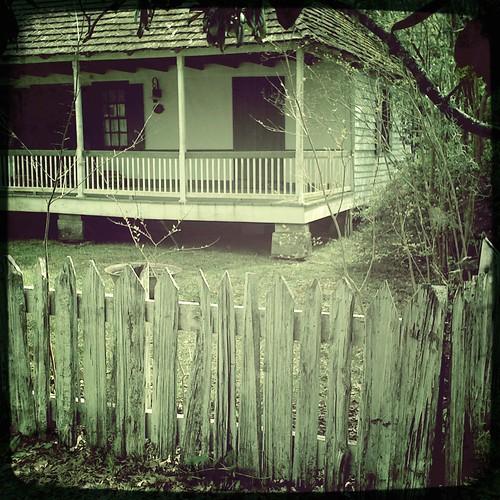 Vermilionville Fence