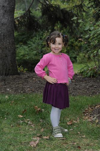 Olive's preschool picture