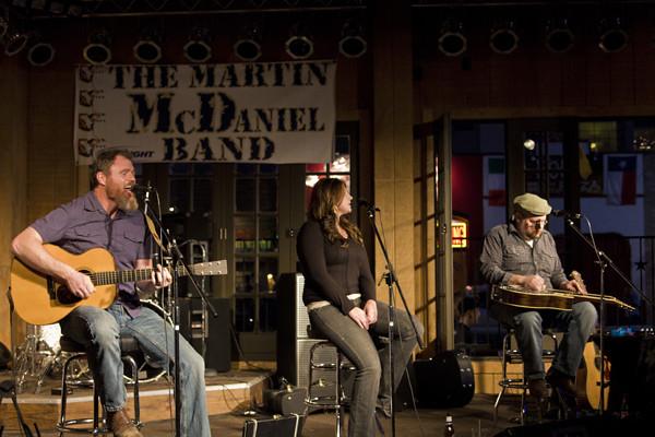 #1) Martin McDaniel Band