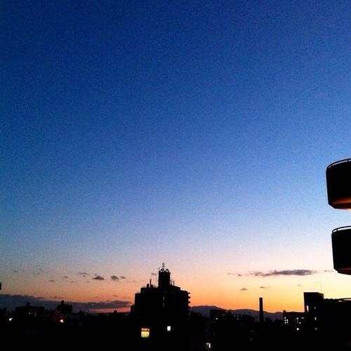 今日の写真 No.130 – 昨日Instagramへ投稿した写真(3枚)/iPhone4 + Photo fx