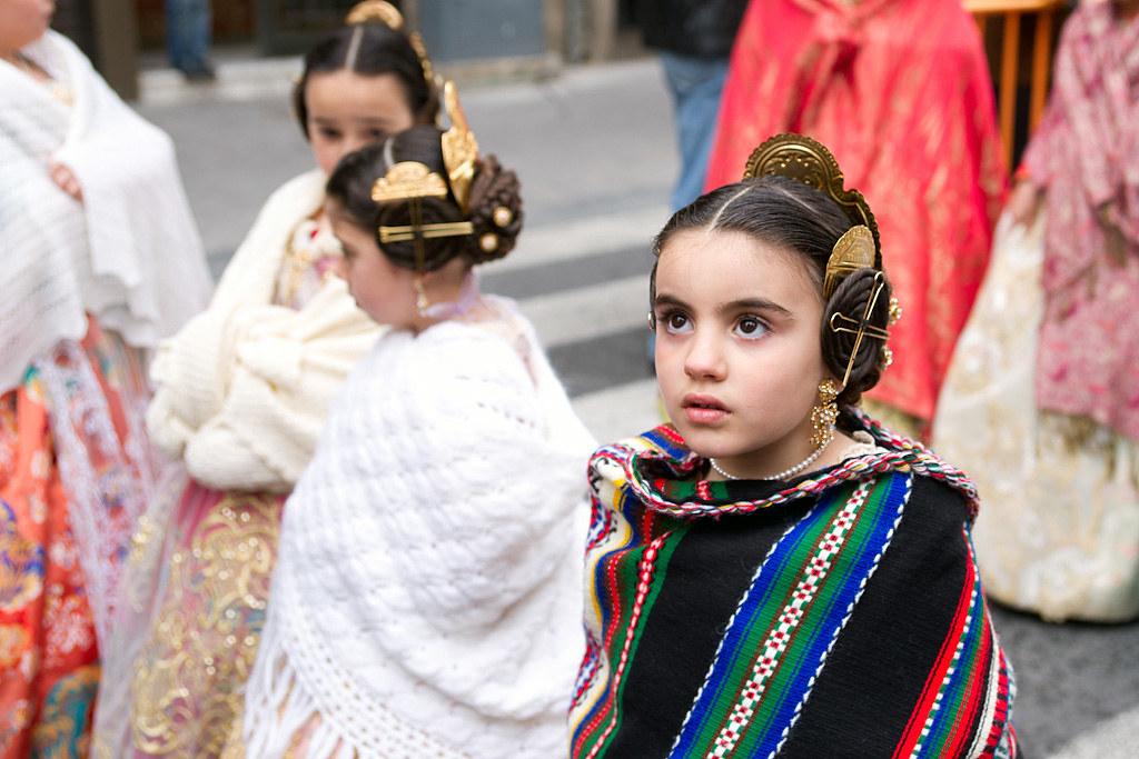Fallera Procession - 6