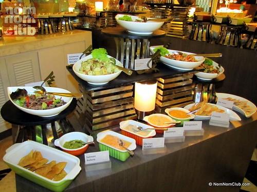 Diamond Hotel Philippines Buffet
