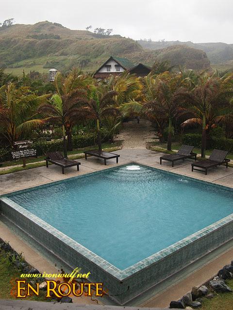 Kapuluan Overlooking Pool