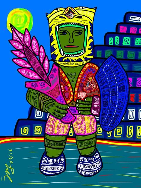 400 demons: Demon #18 - Montezuma, ang Pinsan ni Galema